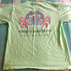 Simply Southern 🦀 T-Shirt
